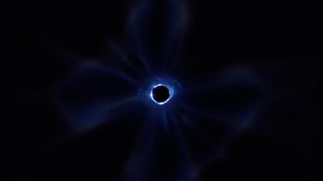 Miliony ludzi oglądają czarną dziurę. Ale nie chodzi o tę w kosmosie