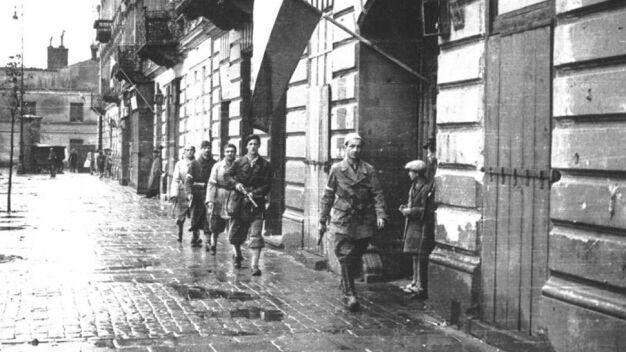 75 lat temu wybuchło Powstanie Warszawskie