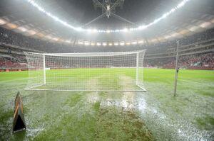 Mecz z Anglią przełożony na środę
