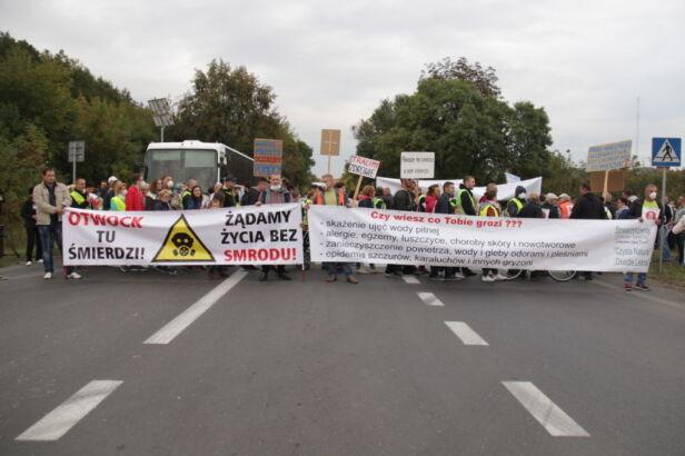 Tak wygldał protest we wrześniu tvnwarszawa.pl