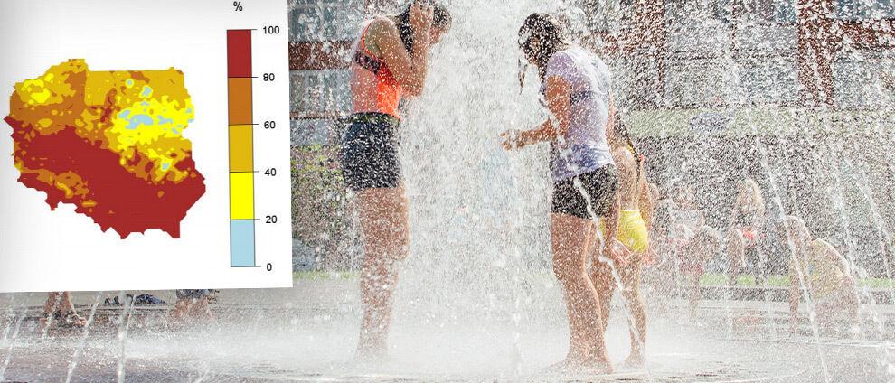 Prognoza pogody na lato 2020 w Polsce. Co przewiduje IMGW
