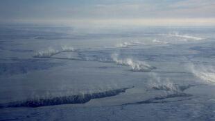 Opary rtęci unoszą się nad Arktyką. Trucizna przedostaje się do wody